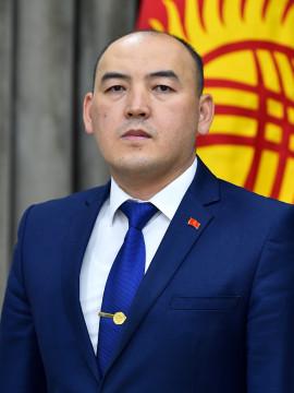 Мамат уулу Чыңгызбек