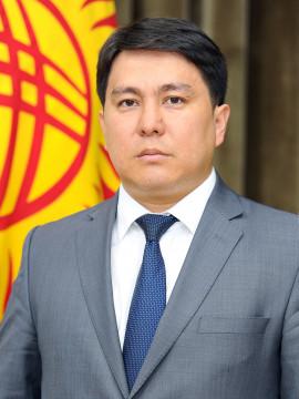 Сазбаков Алмаз Замирбекович