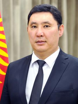Кулмамбетов Самат Дилдемуратович