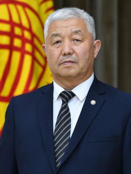 Ботобаев Каныбек Калбаевич
