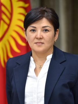 Асаналиева Гүлзат Амантуровна