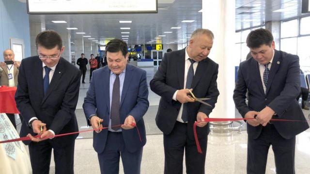 Биринчи вице-премьер-министр Кубатбек Боронов: «Манас» аэропортун модернизациялоо туризмди өнүктүрүүнүн маанилүү компоненти