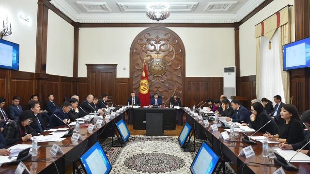 Премьер-министр Мухаммедкалый Абылгазиев: 2020-жылы МЖКтүн алкагындагы долбоорлор масштабдуу түрдө жүзөгө ашырыла баштайт