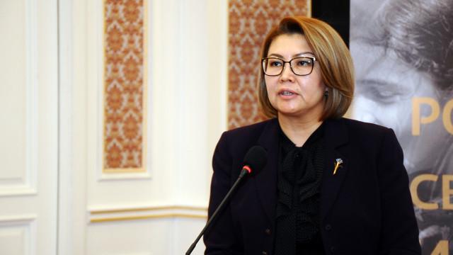 Вице-премьер-министр Алтынай Омурбекова: Мы продолжим совершенствование механизма по обеспечению защиты прав и свобод человека