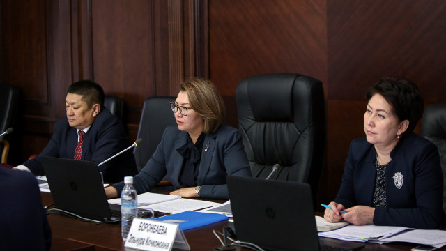 Вице-премьер-министр Алтынай Өмүрбекова: Маалыматтардын электрондук базасын киргизүү дары-дармектер рыногун жөнгө салып, контрафакт менен күрөшүүгө жардам берет