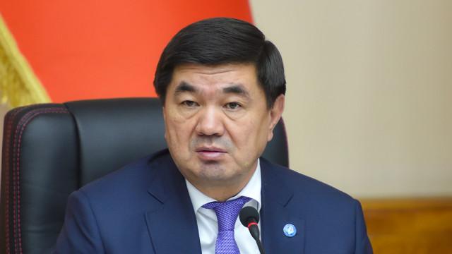 Премьер-министр Мухаммедкалый Абылгазиев: 2020-жыл аймактарды өнүктүрүүдө бурулуш жыл болот