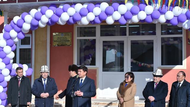 Премьер-министр Мухаммедкалый Абылгазиев: Учурдагы экономикалык реформалар биздин балдардын келечеги үчүн жасалууда