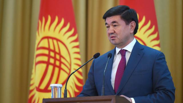 Премьер-министр Мухаммедкалый Абылгазиев: Аймактык кластерлерди түзүү аркылуу  айыл чарбасынын мүмкүнчүлүктөрүн ишке ашыруу керек