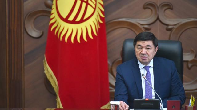 Премьер-министр Мухаммедкалый Абылгазиев Улуу Ата Мекендик согуштун ардагерлерин колдоо боюнча кошумча чараларды иштеп чыгууну тапшырды