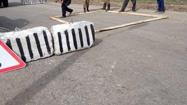 Ош облусунун аймагында жалпысынан 31 блок-пост жана 51 санитардык-карантиндик посттор коюлду.