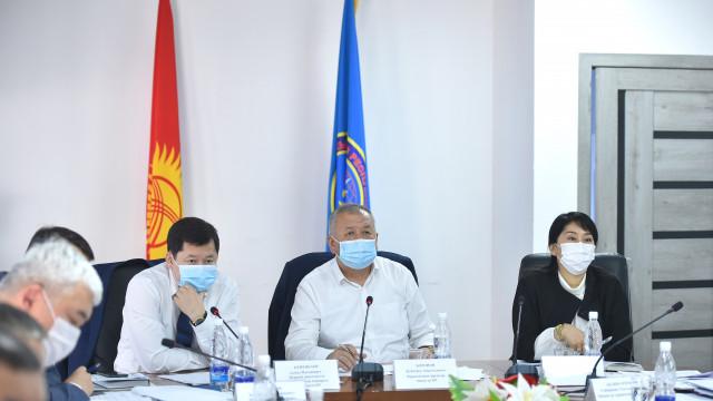 Республикалык штаб: COVID-19 жуктуруу тобокелдиги Бишкекте жогорулап жатат