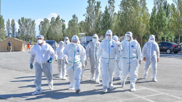 Премьер-министр Кубатбек Боронов: Натыйжалуу дарылоо жана көңүл буруу – сакаюунун негизги өзөгүн түзөт