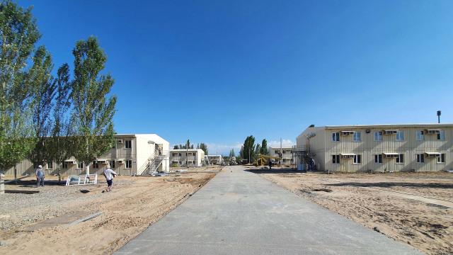 «Семетей» обсервациясында 400 орунга интенсивдүү терапия палаталары ачылат