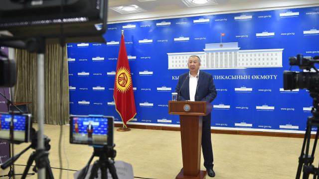 Премьер-министр Кубатбек Боронов: Бизнести колдоо -  экономикалык жигердүүлүктү калыбына келтирүүнүн негизин түзөт