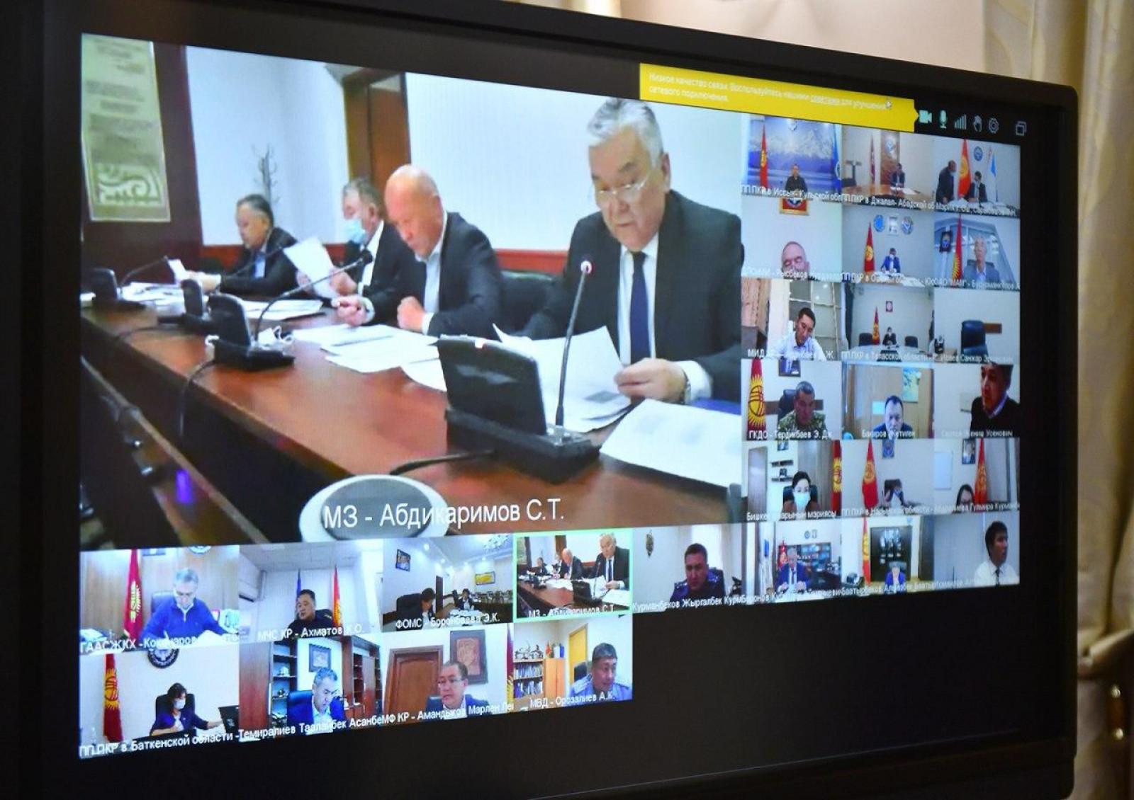 Республикалык штаб: 6-октябрдан тарта 1-6-класстын окуучулары салтуу түрдө мектептерде окуй баштайт