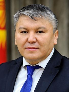 Кожошев Арзыбек Орозбекович