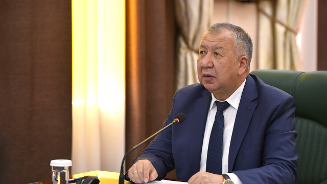 Премьер-министр Кубатбек Боронов: Парламентские выборы должны пройти без технических сбоев Интернета и при полной общественной и санитарной безопасности