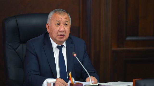 Премьер-министр Кубатбек Боронов: 2021-жылга карата бардык чыгымдар артыкчылык деңгээлине жараша түзүлөт