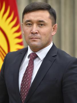 Шабданбаев Канат Кенешович