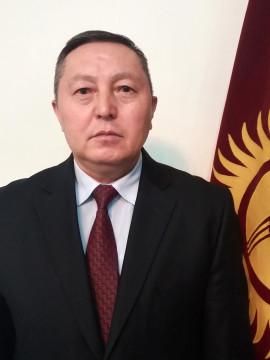 Каймазаров Таштанбек Турарович