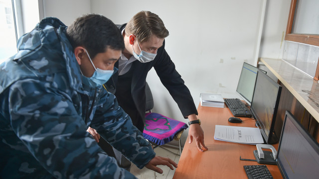 ФОТОРЕПОРТАЖ: Премьер-министрдин м.а. Артем Новиковдун Чүй облусундагы иш сапары