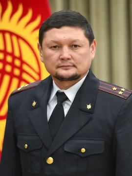 Жапыкеев Сыймык Асылбекович