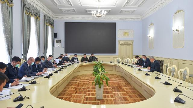 Вице-премьер-министр Максат Мамытканов: Жүргүзүлүп жаткан реформалардын маңызын калкка жеткирүү керек, бул жаңылык өлкөнүн ар бир жаранына кандай таасир этерин билүүгө тийиш