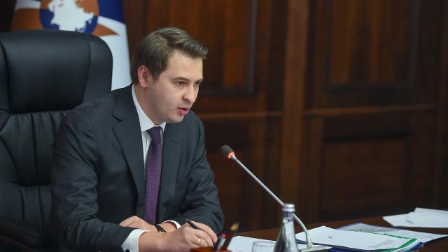 Премьер-министрдин м.а. Артем Новиков: Санариптик экономиканы өнүктүрүү ЕАЭБ мүчө-мамлекеттердин бардык тармактарын өнүктүрүүгө жаңы мүмкүнчүлүктөрдү ачат
