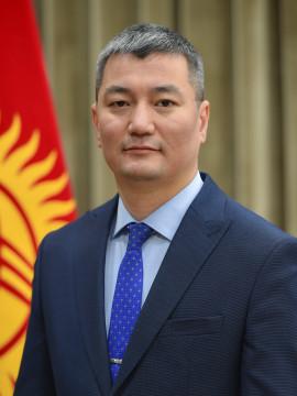 Аширбеков Талгат Аширбекович