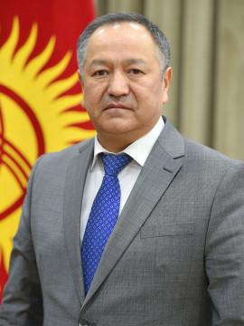 Халмурзаев Абдибакыт Алыбаевич