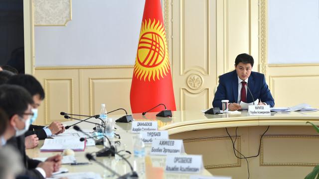 Премьер-министр Улукбек Марипов: Бюджеттик каражаттарды өз учурунда жана рационалдуу пайдалануу биздин ишибизди пландаштыруудагы негизги призма болушу керек