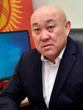 Жуманазаров Артурбек Беренбекович