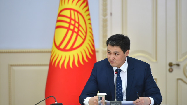 Премьер-министр Улукбек Марипов: Дары-дармектин баасы калк үчүн жеткиликтүү болушу керек