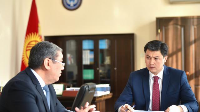 Премьер-министр Улукбек Марипов:  Применение административного ресурса недопустимо