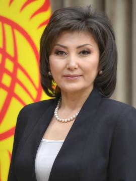 Саттарова Чынар Осмоновна