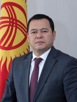 Бакиров Мирлан Исакбекович