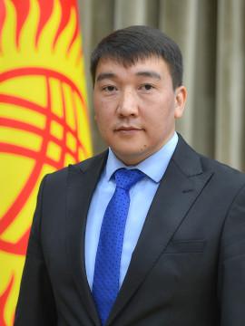 Ибраимов Эржигит Мырзабаевич