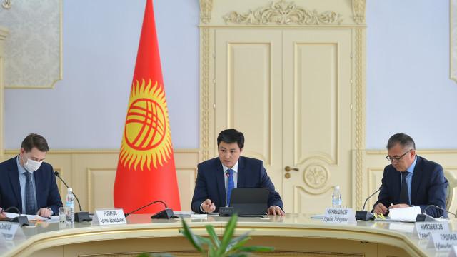 Премьер-министр Улукбек Марипов: Бизге жарандар үчүн реалдуу пайда алып келүүчү реформалар керек