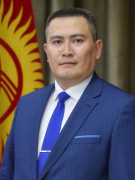 Карыбеков Залкарбек Арзыбекович