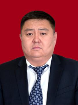 Сокеев Алмазбек Темурбекович