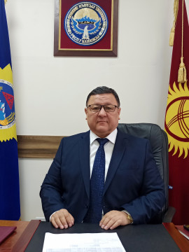 Мусабеков Базарбай Абдыкеримович
