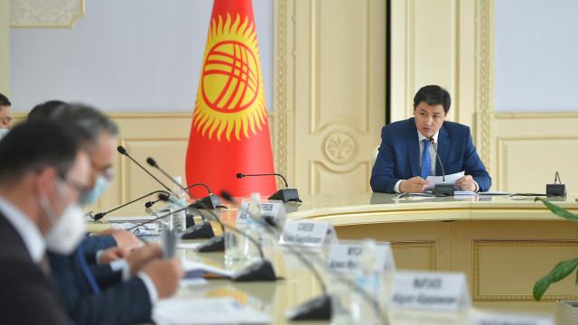 Председатель Кабинета Министров Улукбек Марипов: Если вы не добьетесь результатов, мы будем вынуждены попрощаться с вами и вашей командой