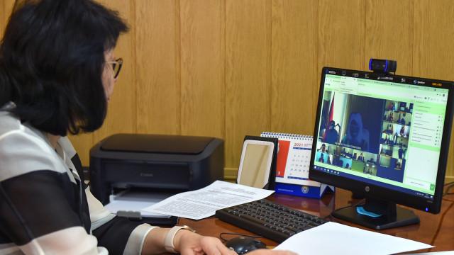 Министрлер Кабинетинин Төрагасынын орун басары Жылдыз Бакашова Республикалык ыкчам штабдын жыйынын өткөрдү