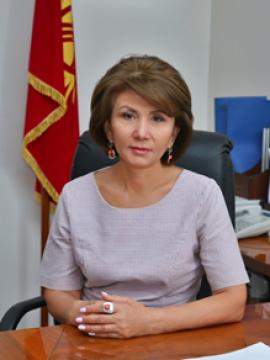 Алыбаева Мария Артельевна