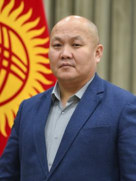 Шаршенбеков Алмаз Камчыбекович