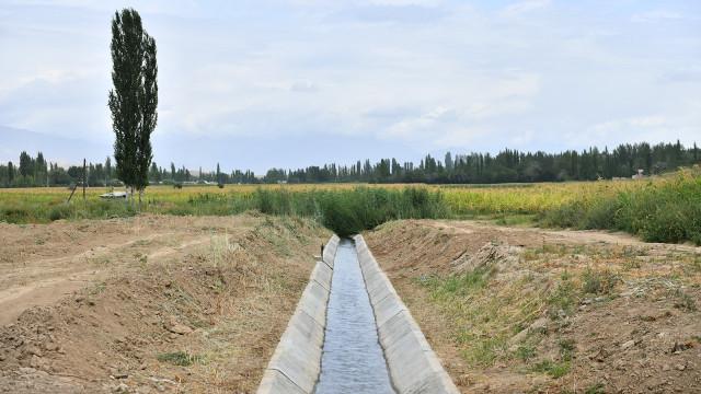 Министрлер Кабинети ирригация объектилерин оңдоо-калыбына келтирүү иштерине 100 млн сом бөлөт