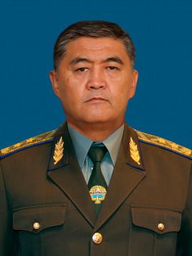 Ташиев Камчыбек Кыдыршаевич