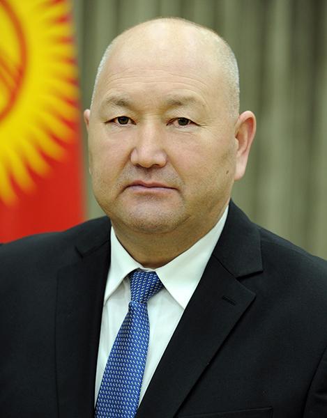 РАЗАКОВ Жеңиш Парпиевич