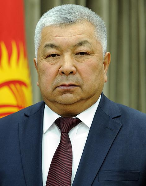 Абиш Алыбаевич