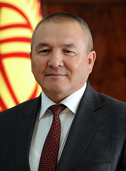 КАЛИЛОВ Жамшитбек